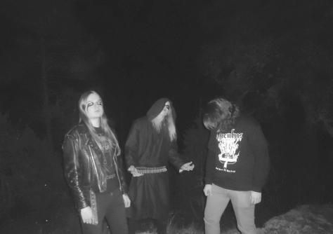 cemetery fog - band
