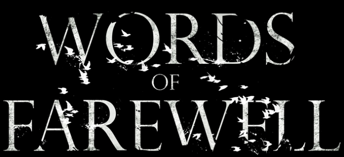 Words of Farewell Logo