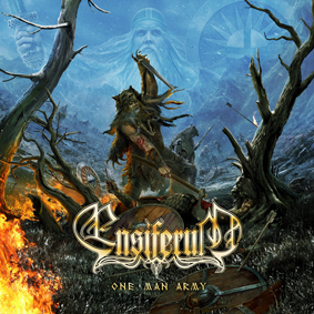 Ensiferum_OneMan Army - Artwork