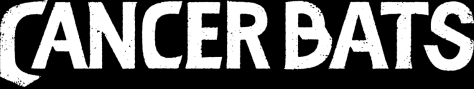 Cancer Bats 2014 Logo Long
