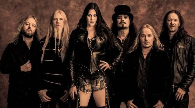 NIGHTWISH LANÇAM VÍDEO DE TEMA-TÍTULO DO NOVO DISCO