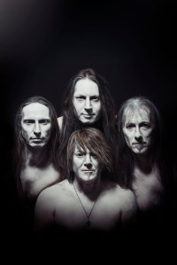 """Gamma Ray - the photo sessions for the upcoming album """"Empire Of The Undead"""". February 2014."""